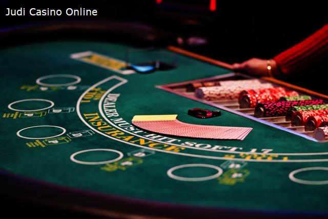 Daftar Permainan Judi Casino